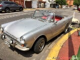 Foto Otro Sumbeam alpine Convertible 1961