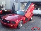 Foto Ford mustang 2007