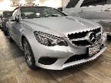 Foto Mercedes Benz E250 Convertible 2014