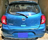 Foto Nissan March 2016, Advance, Factura Original