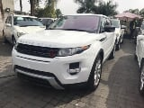Foto Land Rover Evoque 2012