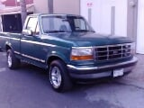Foto Pick up Ford F-250 XLT 1996