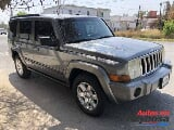 Foto Jeep Commander 2007 6 cil automatica regularizada