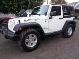 Foto Jeep Rubicon 2009