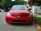 Foto Accord Coupe 2004