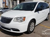 Foto Chrysler town_&_country 2016