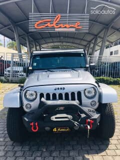 Autos Usados Jeep Wrangler Mexico Trovit