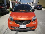 Foto 2016 smart Forfour Passion