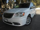 Foto Chrysler Town & Country 2016