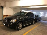 Foto Mercedes Benz Clase ML 63 AMG 2008