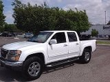 Foto GMC Canyon 2010