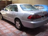 Foto Honda Accord 4p EX-R sedan V6 piel ABS q/c CD