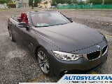 Foto Bmw Serie 428i Sport Line Convertible 2016