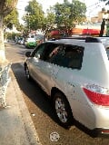 Foto Toyota highlander base