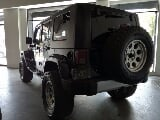 Foto Jeep Wrangler Unlimited Sahara 2008