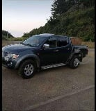 Foto Mitsubishi pick up doble cabina 2007