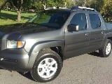 Foto Honda ridgeline pick-up 2007