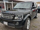 Foto Land Rover Discovery 2014