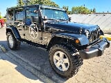 Foto Jeep Wrangler 2009 X Sahara Unlimited 4x4 At