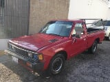 Foto Nissan Pick Up 1980