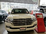 Foto Toyota Land Cruiser 2017