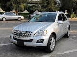 Foto 2009 Mercedes Benz Clase M ML 350 Lujo