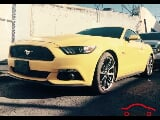 Foto Ford mustang 2016