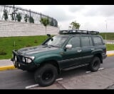 Foto Toyota land cruiser 1998