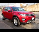 Foto Land rover discovery sport 2016