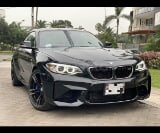 Foto Bmw m2 coupe 2017
