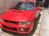 Foto Subaru Impreza Version Rs