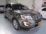 Foto Venta carro Usado Ford Explorer 3.5L Limited...
