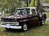 Photo 1965 Chevrolet C-10 Custom Short Box Classic Truck