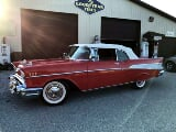 Photo 1957 Chevrolet BEl Air Convertible