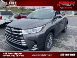 Photo Used 2017 Toyota Highlander XLE for sale