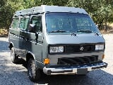 Photo 1987 Volkswagen Vanagon GL Westfalia Syncro...