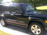 Photo 2006 JEEP Commander NEW ENGINE Loaded, leather,...