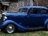 Photo 1934 Ford Victoria Street Rod ALL STEEL