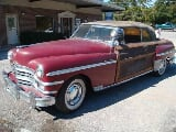 Photo 1949 Chrysler Town & Country