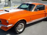 Photo 1968 Ford Mustang GT 350 Shelby Cobra