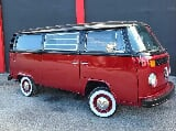Photo 1973 Volkswagen Bus Freshly Restored Limo Bus