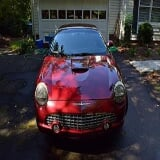 Photo 2004 Ford Thunderbird for sale in Advance, NC...