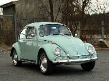 Photo 1965 Volkswagen Beetle-Classic 2-Door Sedan