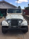 Photo 1985 Jeep CJ8 Scrambler 11200