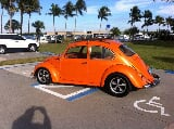 Photo 1966 Volkswagen Beetle - Classic sedan