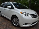 Photo 2015 toyota sienna xle-edition