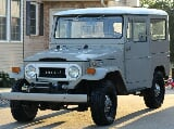 Photo 1970 Toyota Land Cruiser Fj40