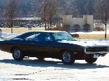 Photo 1970 Dodge Charger 500 BLACK