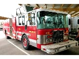Photo 1993 HME Fire Truck