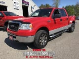 Photo 2007 Ford F-150 XLT 4dr SuperCrew 4WD Flareside...